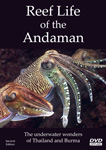 Reef Life of the Andaman DVD cover